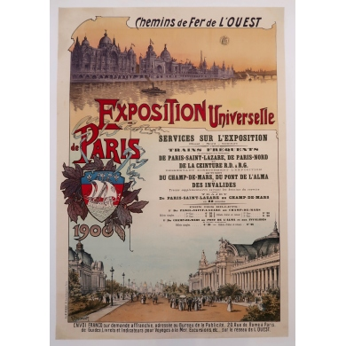 Exposition Universelle de Paris 1900