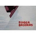 Affiche ancienne Chamonix Mt Blanc sports d'hiver - Championnat du monde de hockey - Roger Broders 1930 - 100 par 63 cm - vue 2