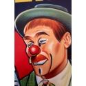 Affiche ancienne publicitaire pour le cirque Pinder - 1960 - Grinsson - Les Francesco - 45.5 par 64 cm - Vue 4