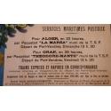 Affiche ancienne originale - José Silbert - 1910 - Palerme - Moullot Marseille - 108.5 par 77.5cm - Vue 4