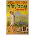 Fédération française de gymnastique Clermont-Ferrand