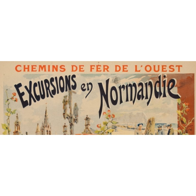 Excursions en Normandie - Duval - 1896 - 2