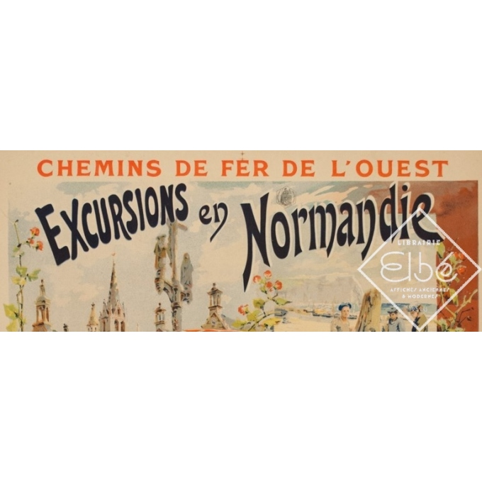 Excursions in Normandy and Brittany - Duval - 1896 - 2