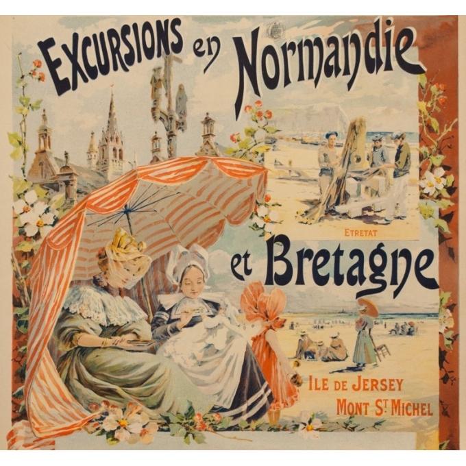 Excursions en Normandie - Duval - 1896 - 3