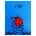 Original poster of Roland Garros 1980 by Adami