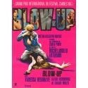 Affiche originale du film BLOW-UP (1967) - 60 x 80 cm - imprimée en lithographie