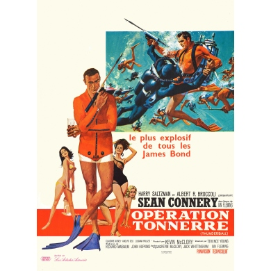 James Bond 007 Thunderball