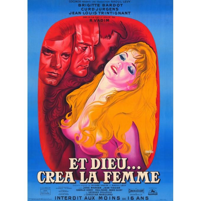 Et Dieu... créa la femme Brigitte Bardot