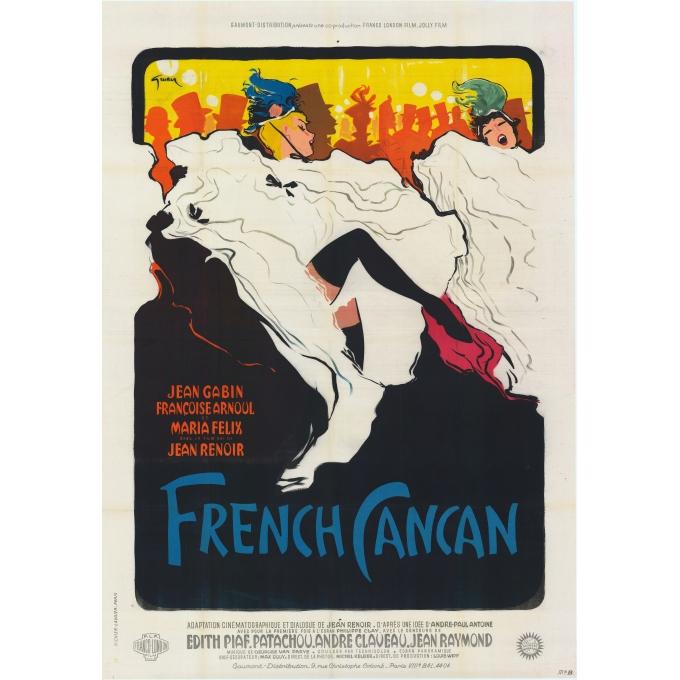French Cancan Jean Renoir 1954