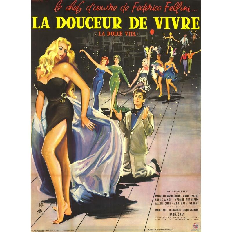 La Dolce Vita Fellini