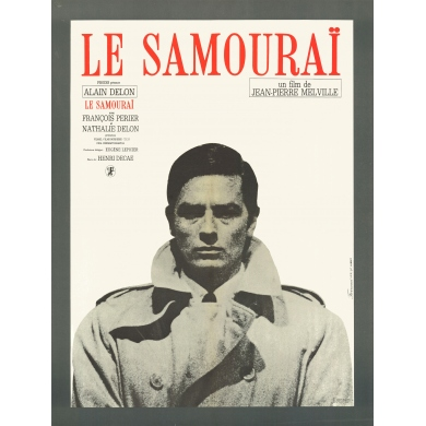 The Samourai Alain Delon