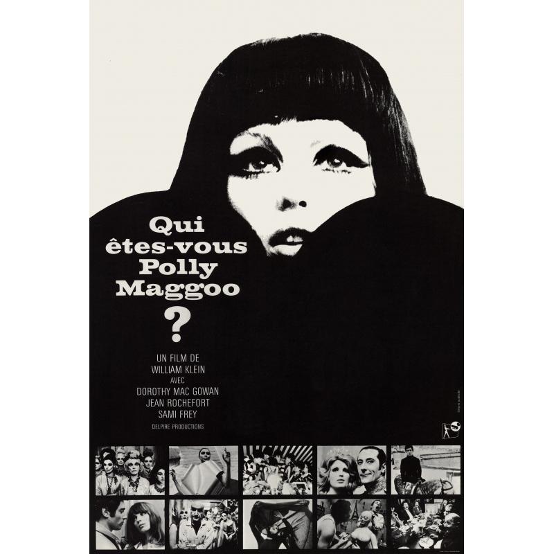 Qui êtes-vous Polly Maggoo ?