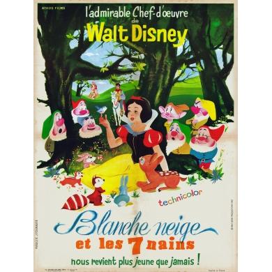 Snow White Walt Disney