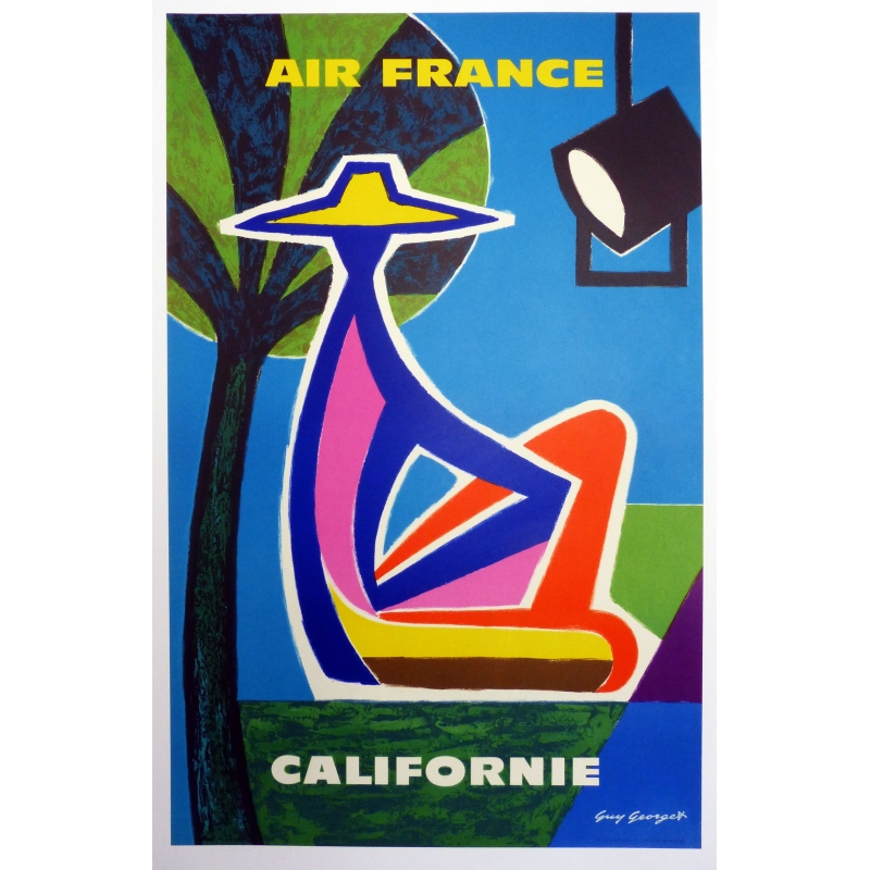 Air France Californie