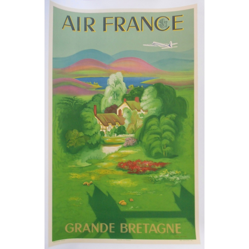 Air France Grande Bretagne