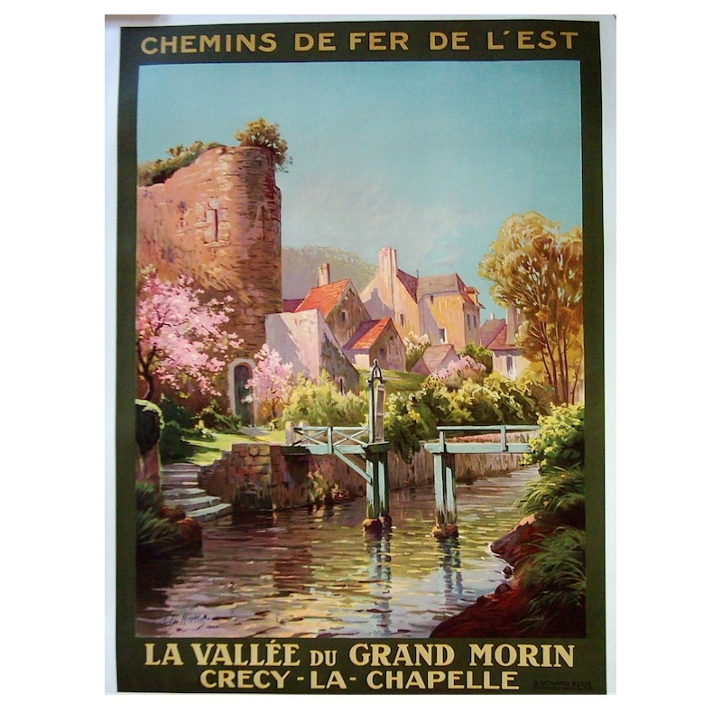 Vallée du Grand Morin
