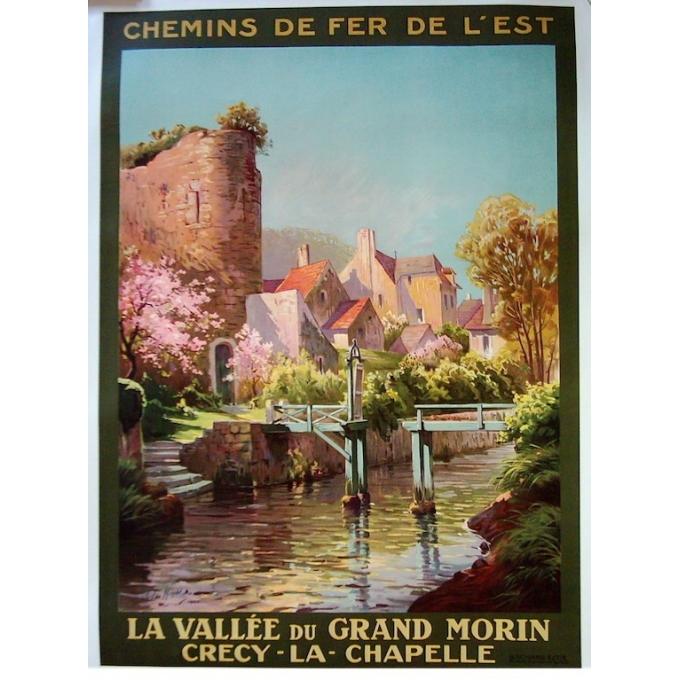 Vallée du Grand Morin