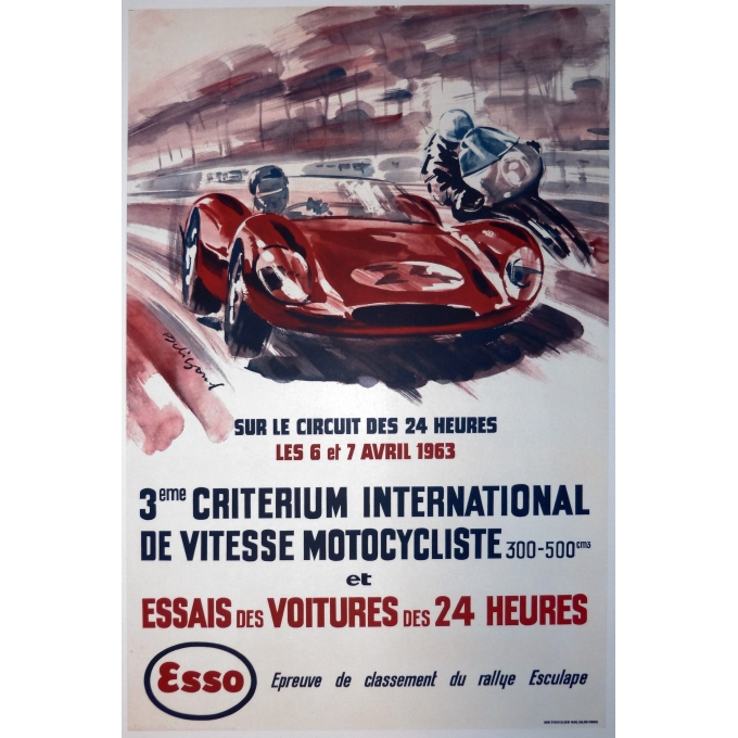 3e Criterium international de vitesse motocycliste