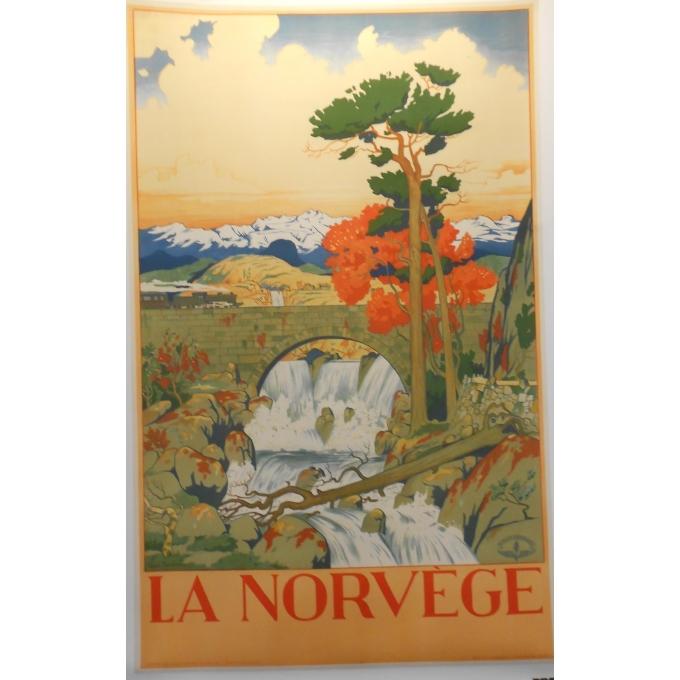 La Norvège - Orent Christensen