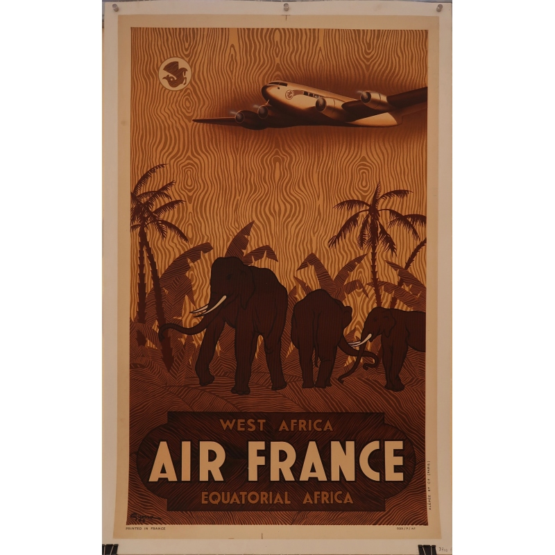 Air France (West Africa Equatorial Africa)