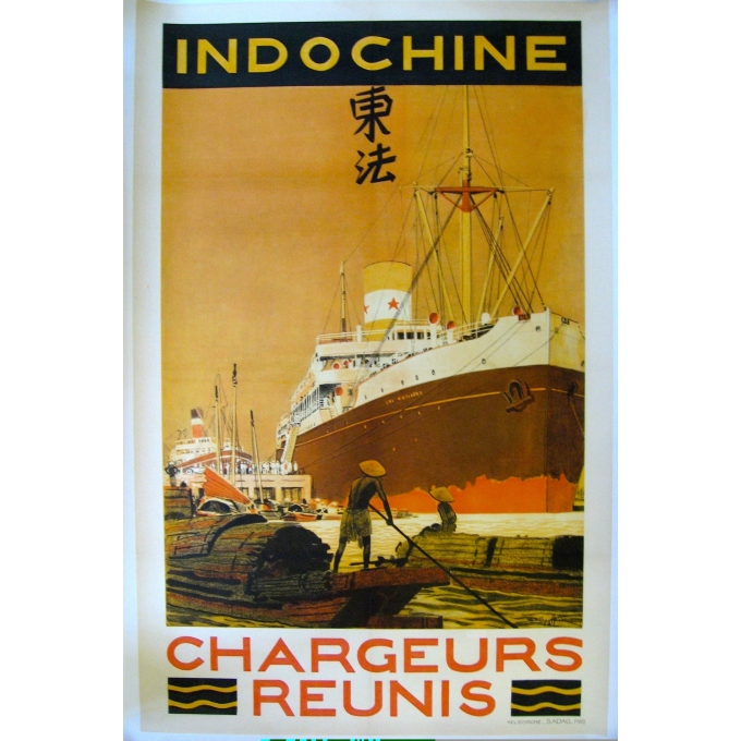 Indochine Chargeurs Reunis