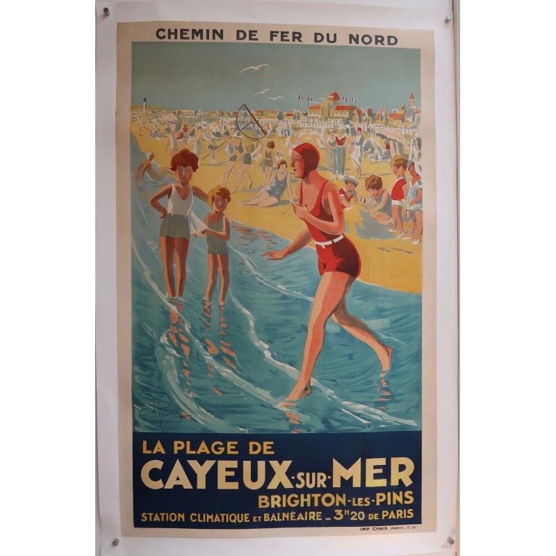 La Plage de Cayeux sur Mer