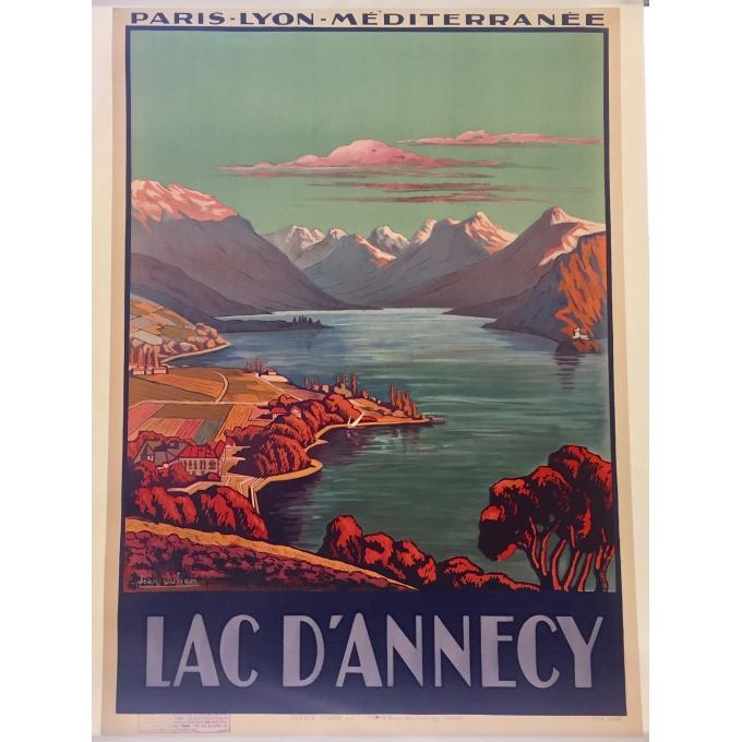 Lac d 'Annecy