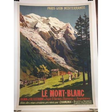 Le Mont-Blanc