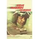Affiche originale du film Le Mans (1971) 120 x 160 cm