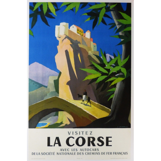 Visitez la Corse