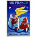 Air France - Capital Airlines