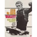 Original movie poster BULLIT 1968
