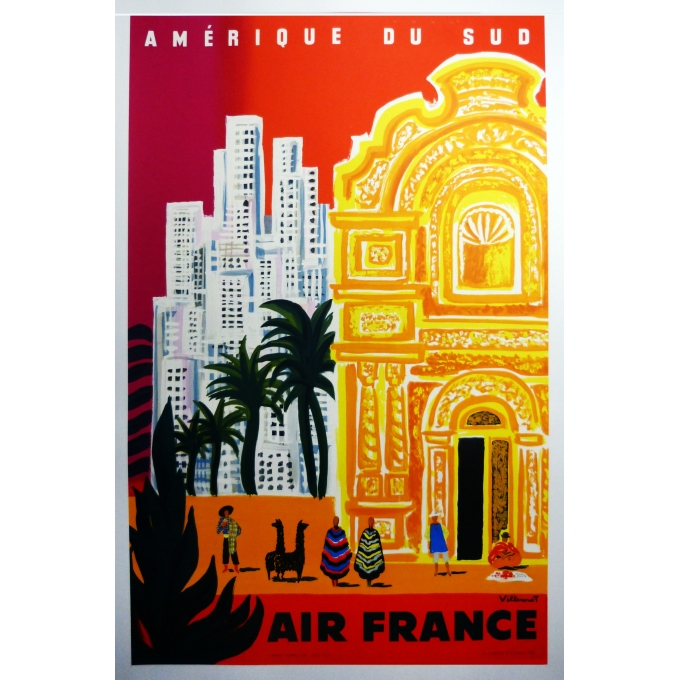 Air France - Amerique du Sud