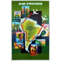 Air France - All South America.