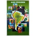 Air France -Toute l'Amerique du Sud.