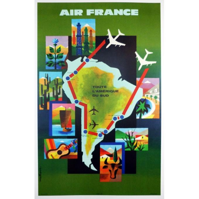 Air France - All South America.