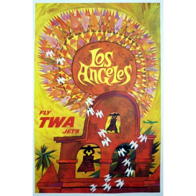 TWA - Los Angeles