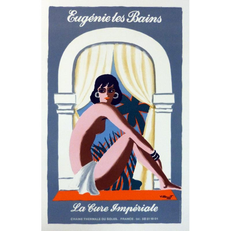 Eugenie les Bains par Villemot