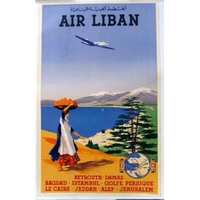 Poster Air Liban