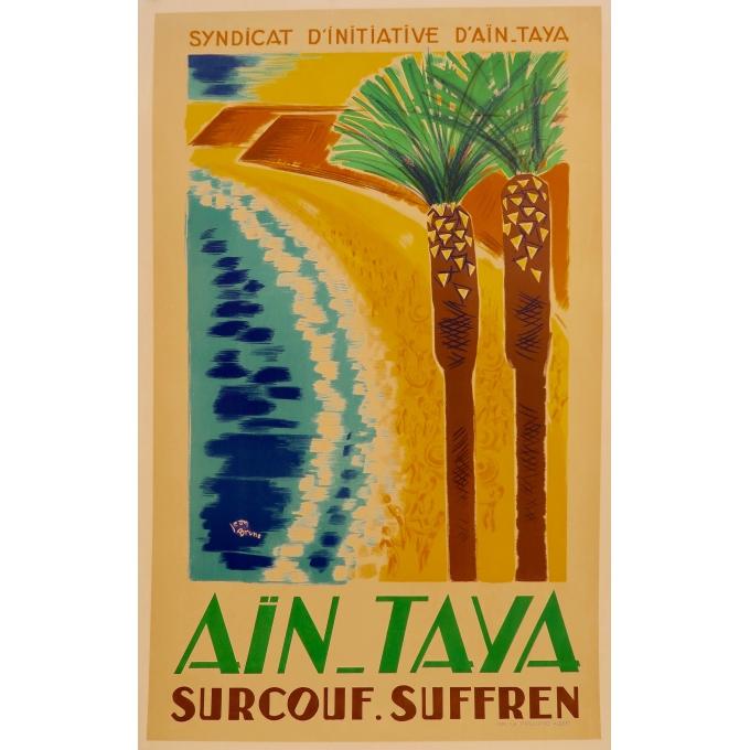 Aïn Taya Surcouf Suffren