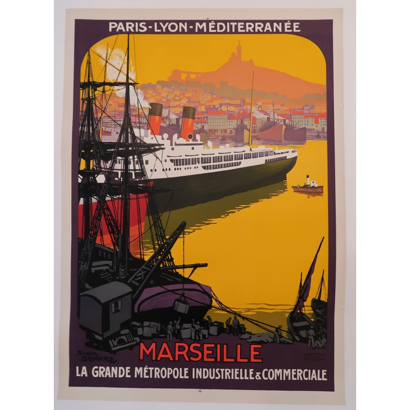 Marseille Exposition Coloniale 1922