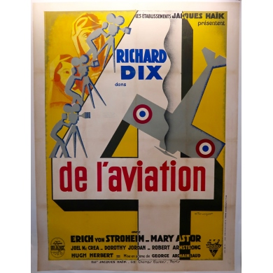 4 de l'Aviation 1932