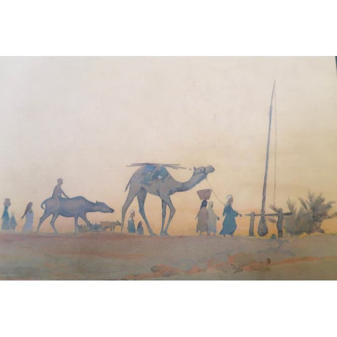 Crépuscule en Egypte - 3