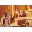 Affiche ancienne de voyage Muttra de Roger Broders 1928