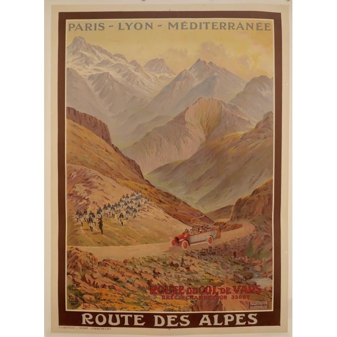 Route des Aples 1912