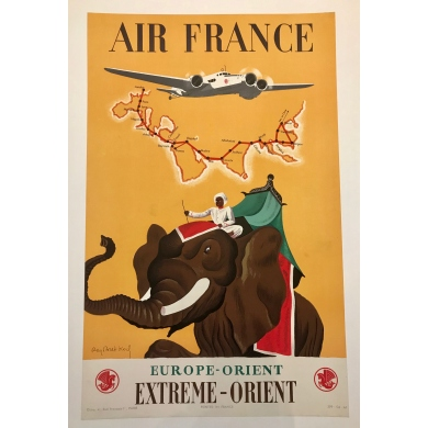 Air France Extreme Orient