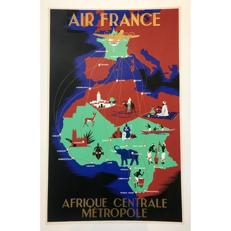 Air France Central Africa