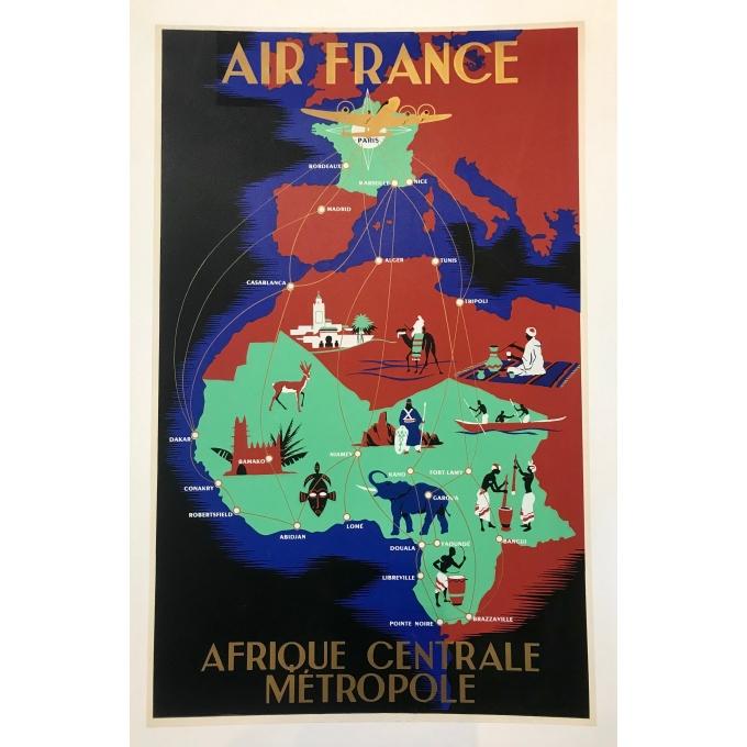 Air France Central Africa
