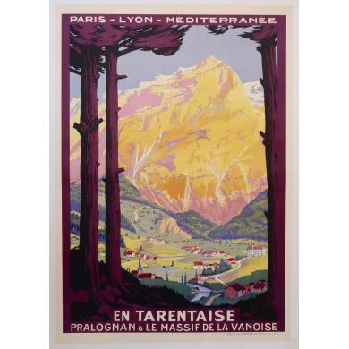 Poster PLM Tarentaise France
