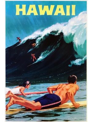 Fine art sports original posters